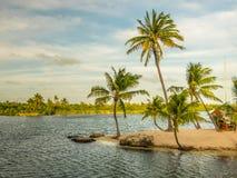Isla de la bahía de Camana imágenes de archivo libres de regalías
