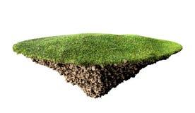 Isla de la hierba libre illustration