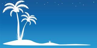 Isla de la palma Imagen de archivo