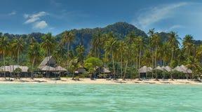 Isla de la Phi-phi, provincia de Krabi, Tailandia Imagen de archivo libre de regalías
