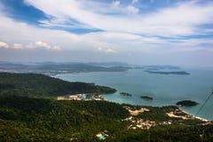 Isla de Langkawi Fotos de archivo