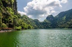 Isla de Langkawi de la doncella embarazada Foto de archivo libre de regalías