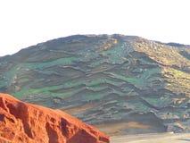 Isla de Lanzarote Fotografía de archivo libre de regalías