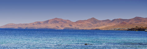 Isla de Lanzarote, Canaries, Spain Royalty Free Stock Photos