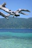 Isla de Leepae Fotos de archivo