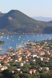 Isla de Lefkada Foto de archivo libre de regalías