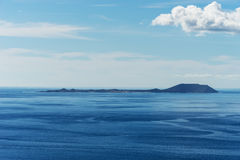 Isla de Lobos Immagini Stock