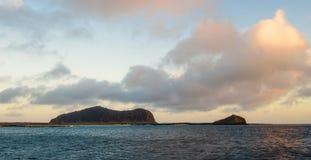 Isla de los pagos del ¡de Galà Foto de archivo