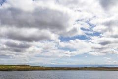 Isla de los paisajes de Lewis, Escocia Fotos de archivo libres de regalías