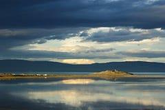 Isla de los Pajaros Royalty Free Stock Photo