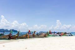 Isla de los PP en Tailandia Imágenes de archivo libres de regalías