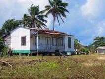 Isla de maíz de la casa Nicaragua America Central fotos de archivo