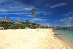 Isla de Mabul Fotos de archivo libres de regalías