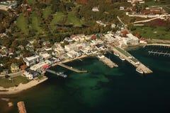 Isla de Mackinac Fotos de archivo