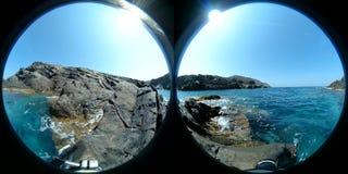 Isla de Magdalena en verano metrajes