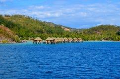 Isla de Malolo, Mamanucas, Fiji foto de archivo