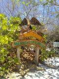 Isla de Mantique Foto de archivo