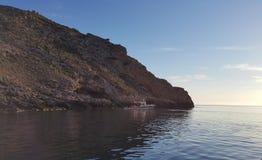 Isla de Maritimo Imágenes de archivo libres de regalías