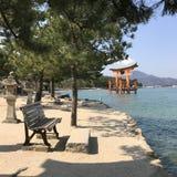 Isla de Miyajima Fotografía de archivo libre de regalías