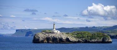 Isla de Mouro Royalty Free Stock Images