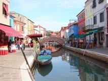 Isla de Murano Fotos de archivo