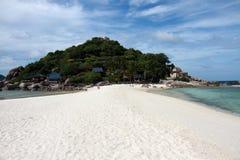 Isla de Nangyuan foto de archivo libre de regalías