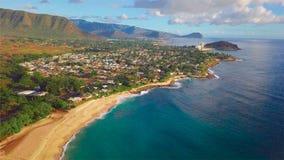 Isla de Oahu imagen de archivo libre de regalías