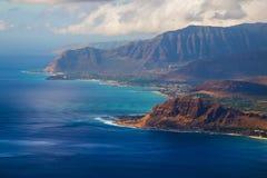 Isla de Oahu fotografía de archivo libre de regalías