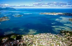 Isla de Oahu, Hawaii imagen de archivo libre de regalías