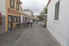 Isla de Oporto Santo Fotos de archivo