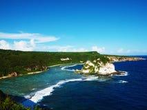 Isla de pájaro, Saipán imagen de archivo libre de regalías