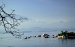 Isla de Paqueta - Rio de Janeiro Fotos de archivo