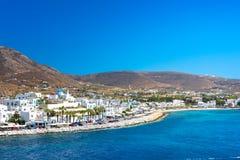 Isla de Paros, Cícladas fotografía de archivo libre de regalías
