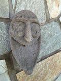 Isla de pascua Threesome Imágenes de archivo libres de regalías
