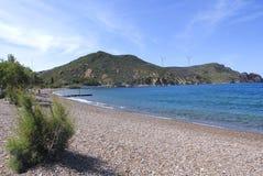 Isla de Patmos, Grecia Fotos de archivo libres de regalías