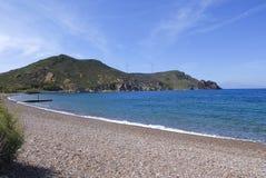 Isla de Patmos, Grecia Imagen de archivo libre de regalías