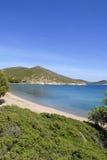 Isla de Patmos, Grecia Fotografía de archivo libre de regalías
