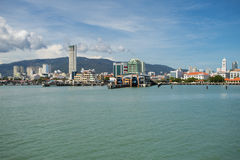 Isla de Penang Imagen de archivo