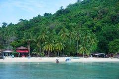 Isla de Perhentian fotos de archivo libres de regalías