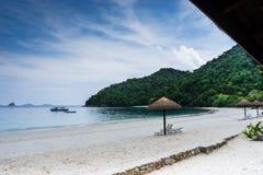 Isla de Phee del oo de Nyaung Fotos de archivo libres de regalías