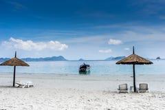Isla de Phee del oo de Nyaung Fotografía de archivo libre de regalías