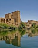 Isla de Philae - Egipto Foto de archivo libre de regalías