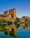 Isla de Philae - Egipto Fotos de archivo libres de regalías