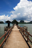 Isla de Phuket, Tailandia Fotos de archivo libres de regalías