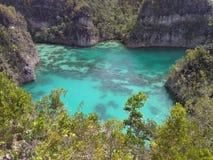 Isla de Piaynemo fotos de archivo libres de regalías