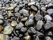 Isla de piedra Fotografía de archivo libre de regalías