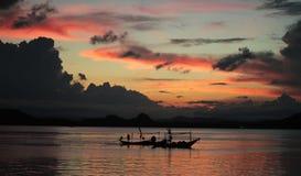 Isla de Pitux Foto de archivo
