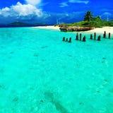 Isla de Puerto Rico Foto de archivo libre de regalías
