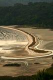 Isla de Rangitoto Imagen de archivo libre de regalías
