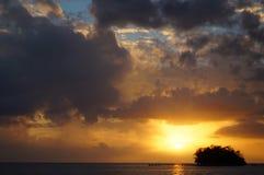 Isla de Ratones P.R. Royalty Free Stock Photo